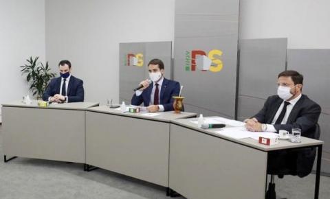 Nomeação de novos concursados do RS deve começar em 2022, projeta secretário