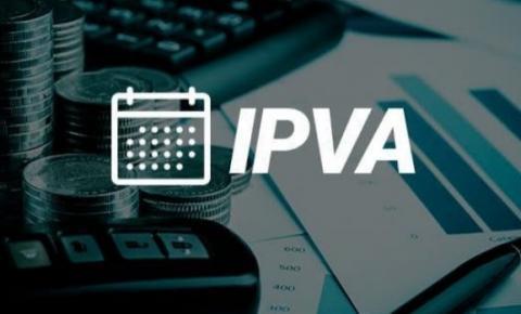 Em fevereiro também tem descontos no pagamento do IPVA 2021