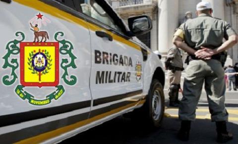 Brigada Militar realiza prisão por tráfico de drogas em Três Passos