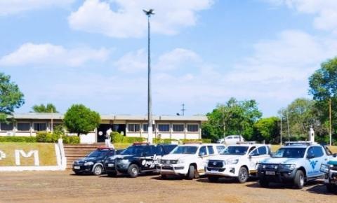 Brigada Militar, Polícia Civil, IBAMA, Receita Federal e  SEMA realizaram operação de combate a crimes transfronteiriços e ambientais