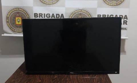 7° BPM prende dois homens por furto qualificado em Santo Augusto
