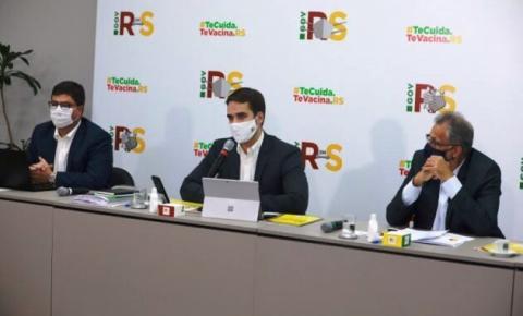 Governador do RS apresenta a prefeitos projeto que inclui educação entre critério de divisão do ICMS