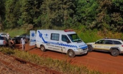 Colisão frontal deixa feridos na estrada que liga Santo Augusto a Coronel Bicaco