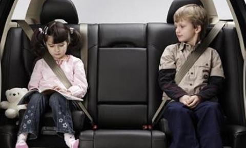 O que muda no transporte de crianças com a nova lei