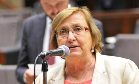 Deputada Estadual Zilá Breitenbach comemora aprovação duas leis de sua autoria