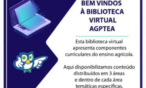 Ensino agrícola: biblioteca virtual alcança meio milhão de consultas em 2021