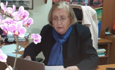 Deputada Zilá Breintenbach comemora avanço de sua lei que prevê capacitação para mulheres vítimas de violência terem mais oportunidades de emprego