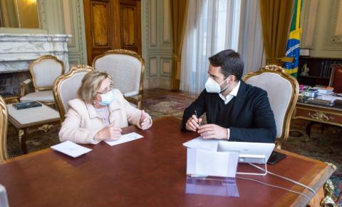 Deputada Estadual Zilá Breitenbach quer viabilizar linhas de créditos subsidiadas para instalação de biodigestores