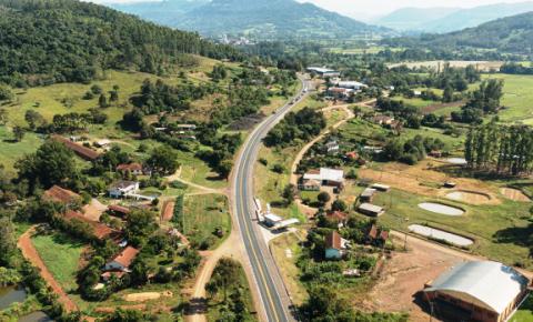 CCR ViaSul dá início à duplicação da BR 386 entre Marques de Souza e Lajeado