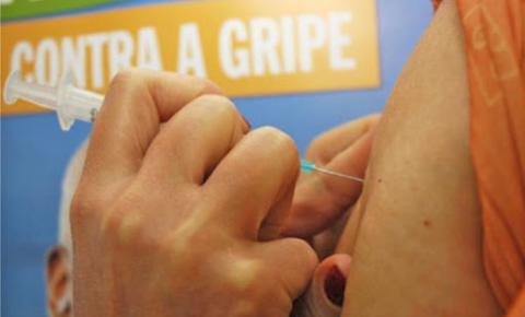 Campanha de vacinação contra influenza vai até sexta-feira