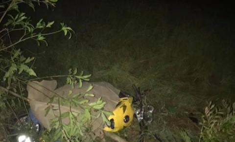 Morador de Esperança do Sul morre em um acidente de moto em Derrubadas