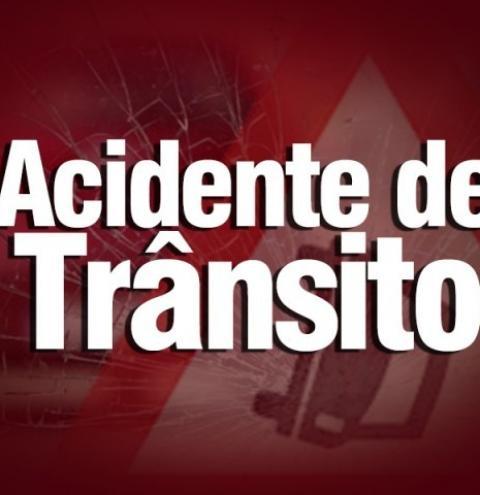 Motorista morre e passageiro fica gravemente ferido em acidente na BR-386, em Tio Hugo