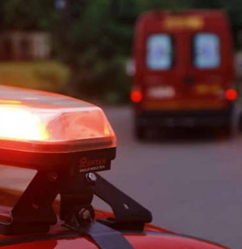 Dois acidentes de transito foram registrados na tarde desta sexta-feira em Rodovias da Região