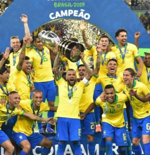 Seleção Brasileira estreará contra a Venezuela na Copa América 2020