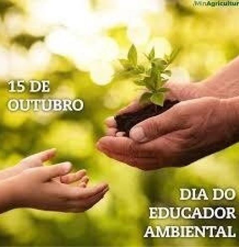 15 de outubro: Dia do Educador Ambiental
