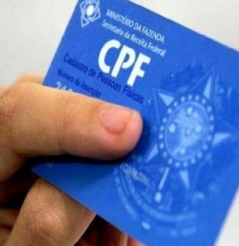 Meu CPF simplifica serviços on-line junto a Receita Federal
